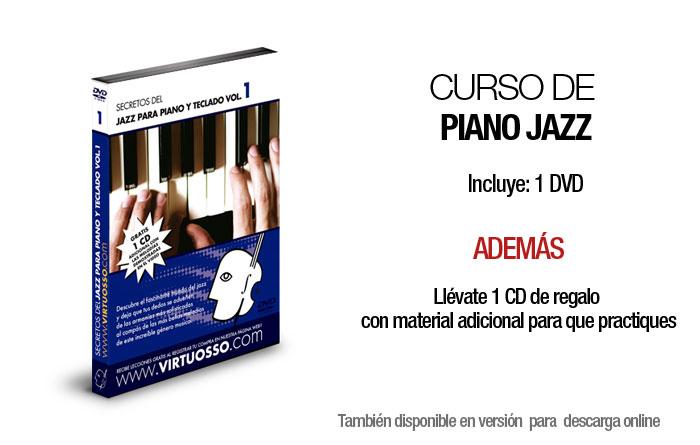 Virtuosso - Secretos Del Jazz Para Piano