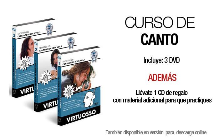 VIRTUOSSO - Curso De Canto - Curso Moderno De Canto
