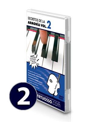 Curso de armonía y teoría musical volumen 2