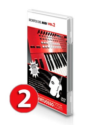 Curso de audio y midi volumen 2