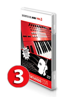 Curso de audio y midi volumen 3