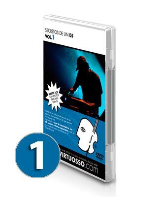 Curso de DJ | Música Electrónica volumen 1