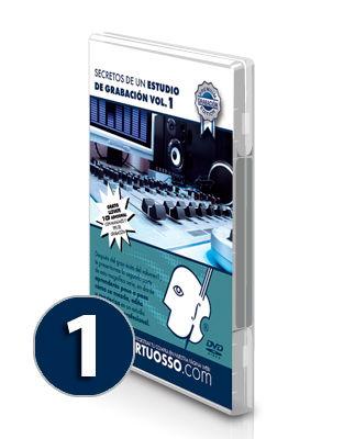 Curso de grabación de audio volumen 1