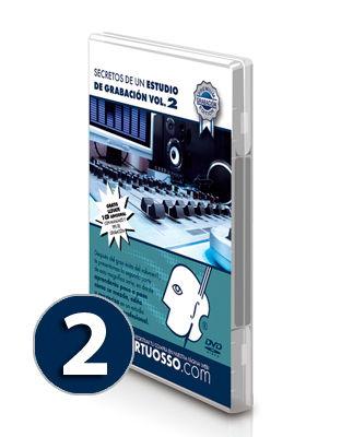 Curso de grabación de audio volumen 2