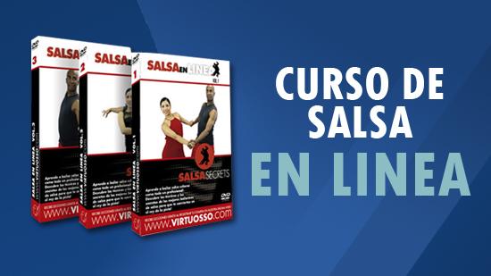 curso de salsa en línea aprende a bailar salsa