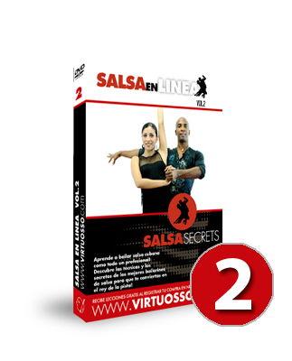 Curso de Salsa en Línea volumen 2