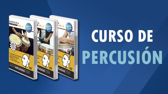 curso de percusiones aprende a tocar percusiones