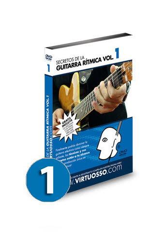 Curso de guitarra rítmica volumen 1