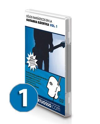 curso de improvisación en la guitarra volumen 1