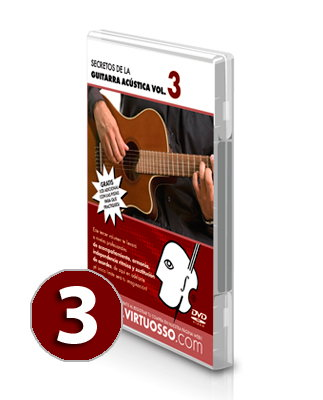 Curso de guitarra jazz Volumen 3