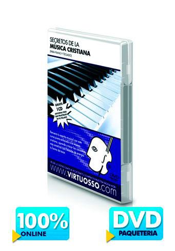 Curso de música cristiana disponible online y DVD