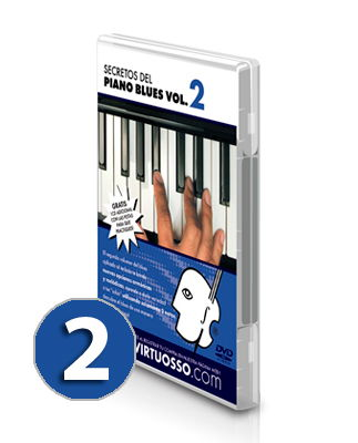 Curso de piano blues volumen 2