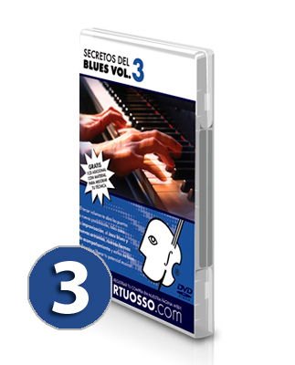 Curso de piano blues volumen 3