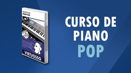 curso de piano pop aprende a tocar pop en el piano