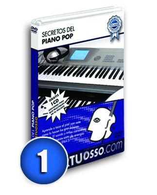 Curso de Piano Pop volumen 1