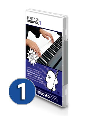 Curso de Piano volumen 1