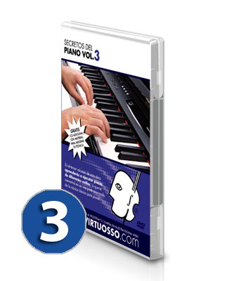 Curso de Piano volumen 3