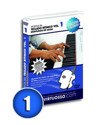 Curso de teclado rítmico volumen 1