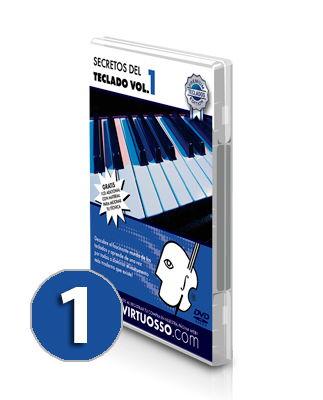 Curso de teclado volumen 1