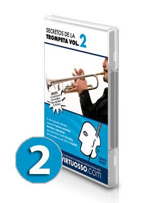 Curso de trompeta volumen 2
