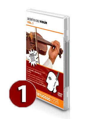 Curso de violín volumen 1