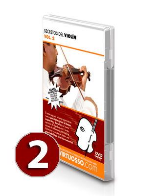 Curso de violín volumen 2