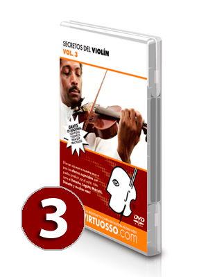 Curso de violín volumen 3