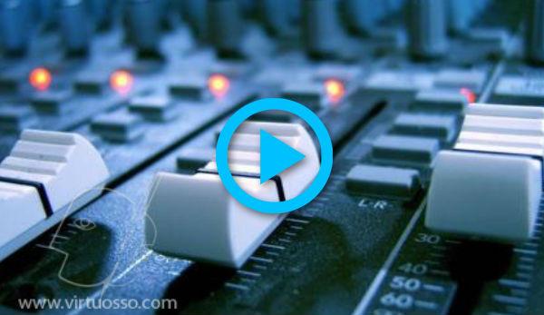 Curso de grabación de audio