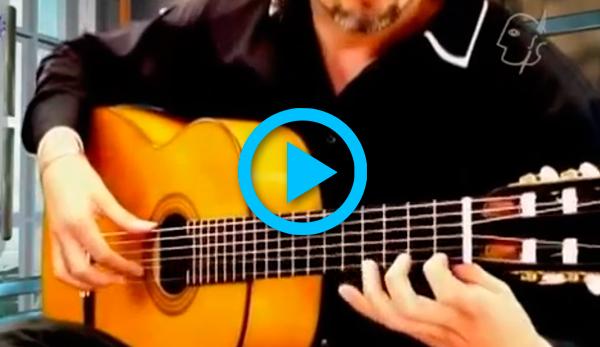 Curso de guitarra flamenca