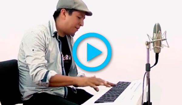 Curso de teclado rítmico